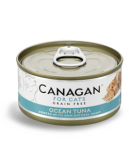 Canagan 貓用無穀物海洋吞拿魚配方罐頭 75g