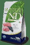 N&D Lamb & Blueberry  無穀物成貓配方 羊肉 &藍苺 01.5kg