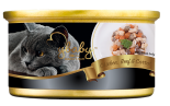 Be My Baby 濕貓糧-Chicken & Beef & Carrot 紅蘿蔔 雞肉+牛肉+紅蘿蔔 85g x 24罐原箱優惠
