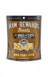 Northwest Naturals NWTRTBIS 脫水凍乾小食系列 - 美洲野牛肝 3oz