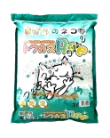 Pee Apple Cat Litter 爽快蘋果味豆腐渣貓砂7L x 2