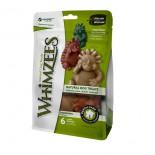 Whimzees - 大型犬 刺蝟形趣味潔齒骨6支裝 12.7oz [WHZ315]