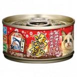 Akika 漁極 - AY22 金槍魚+三文魚 貓罐頭 80g x 6罐優惠