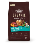 Organix USDA 無穀物犬糧-有機年老犬配方 04lb