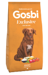 Gosbi 中型成犬雞肉蔬果配方 12kg