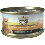 Canidae 雞絲與南瓜貓罐頭 70g