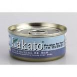 Kakato 825 吞拿+鯖花魚 170G
