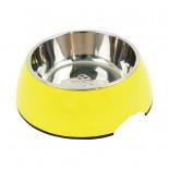 Super休普寵物碗 - 經典圓碗(M)  (顏色隨機)