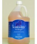Bubble Pet Shampoo - Brighten 亮麗冲涼液 (藍色/爽身粉香味) 1Gallon