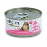 Salican 挪威森林 白肉吞拿魚+青口+南瓜湯 貓罐頭 85g