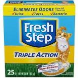 Fresh Step 凝結貓砂 25lb