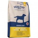 Healthy Paws [43077]- 走地雞糙米老狗糧 12kg