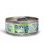 Monge Super Premium 系列 貓罐頭 80g - 吞拿魚+雞肉