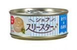 AIXIA 廚房三星級 吞拿魚+白身魚貓罐頭 TS-3 60g