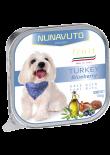 Nunavuto NU-20 狗罐頭 火雞+藍苺 100g