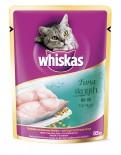 Whiskas 偉嘉 妙鮮包 - 鮪魚(吞拿魚) 85g