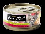 Fussie Cat FU-BLC 吞拿魚+海魚貓罐頭 80g x 24