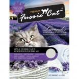 Fussie cat FCLV1 礦物貓砂 薰衣草味(5L) x 4包同款優惠