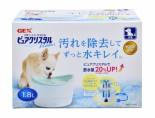 GEX FP92546 - 狗用循環式飲水機 (粉藍色) 1.8L