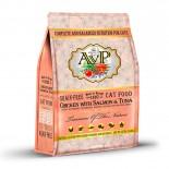 AVP Chicken with Salmon & Tuna 無穀物雞肉三文魚吞拿魚全貓糧 05lb