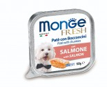Monge 三文魚鮮肉罐頭 100g x 32