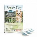 Solano -ES006 Ecolife Dog 純天然犬用驅蚤滴頸劑 一盒四支(小型犬2.5 ~ 15kg)