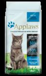 Applaws 全天然成貓-海魚+三文魚 2kg