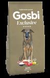 Gosbi 中型老犬蔬果配方 03kg