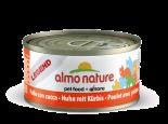almo nature legend Chicken with Pumpkin 南瓜雞肉 貓罐頭 70g