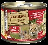 NATURAL GREATNESS NGCC03A 頂級貓罐頭 雞肉和乳酪 200g x 6罐同款優惠