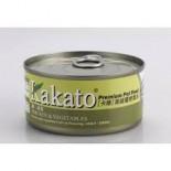 Kakato 832 雞+蔬菜 170G
