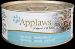 Applaws 愛普士 - 貓罐頭 156g - 吞拿魚 x 24原箱優惠