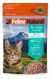 *多買優惠* F9 Feline Natural 脫水鮮肉貓糧 – 牛肉及藍尖尾鱈魚配方 320g x 4包優惠 ps冇贈品及不可與其他優惠一同使用