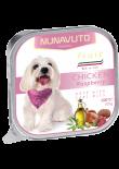 Nunavuto NU-21 狗罐頭 雞肉+紅苺 100g  x 32罐原箱優惠