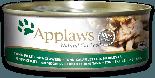 Applaws 愛普士 - 貓罐頭 156g - 吞拿魚+紫菜 x 24原箱優惠