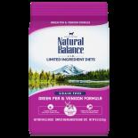 Natural Balance 雪山 - 肉食系 - 鹿肉成貓糧 08lb