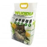 Wuapu 粟米豆腐貓砂(綠茶) 17.5L x 6包優惠