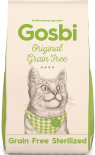 Gosbi 無穀物絕育蔬果成貓配方 03kg