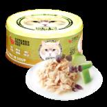 Petsgoal x 忌廉哥 吞拿魚+三文魚 貓罐頭 70g
