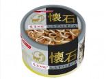 懷石 NP-K51 吞拿魚+白飯魚慕絲(去毛球)貓罐頭 80g
