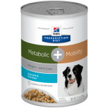 Hills 希爾思- Metabolic +Mobility - Tuna Stew-12.5oz x 12罐原箱 [10086]
