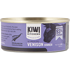 KIWI Kitchns 貓濕糧 鹿肉 170g