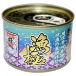 Akika 漁極 - AK05 金槍魚+鯖魚 160g x 3罐優惠