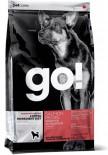 GO! 1302306 抗敏美毛系列 單一三文魚全犬糧 25磅