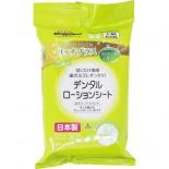 DoggyMan 94526 - 犬貓用簡約生活 潔齒紙巾 (30枚)