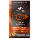 WELLNESS CORE 88402 - 無穀物經典原味配方狗糧 12磅