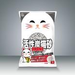 日本Akane AK290008 - 活性炭強力除臭貓砂 7L x 2