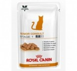Royal Canin-Senior Consult (Stage 1) 獸醫配方貓罐頭-100克 x 12包
