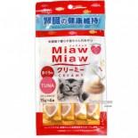 Aixia Miaw Miaw MMCM7 吞拿魚味腎臟保健肉泥貓小食 15g(4本)