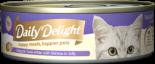 Daily Delight DD55 白鰹吞拿魚+銀魚 80g